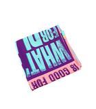 ヴィヴィアンウエストウッド Vivienne Westwood ハンカチ スカーフ 刺繍 総柄 ロゴ プリント コットン ピンク /JN18