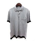 アタッチメント ATTACHMENT ポロシャツ 半袖 2 グレー /YI