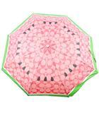 コーチ COACH 傘 折りたたみ傘 日傘 シグネチャー スイカモチーフ パラソル 赤 レッド 緑 グリーン /TM