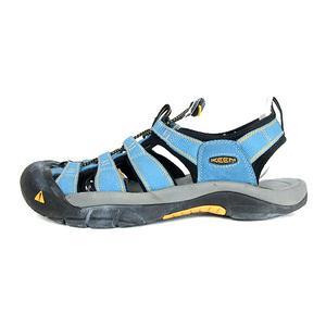 キーン KEEN ニューポート アウトドア サンダル カジュアル スポーツ 28cm 青 ブルー 靴 メンズ