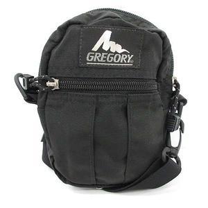 グレゴリー GREGORY ショルダーバッグ ミニポーチ S 黒 ブラック /MF6 メンズ レディース