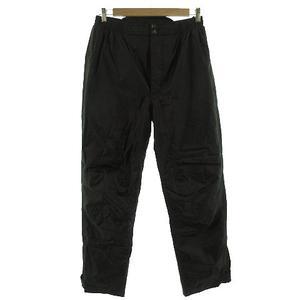 ジェイクルー モーターサイクルギア J crew motor cycle gear パンツ 中綿入り 防寒 バイク ブラック 黒 LL メンズ