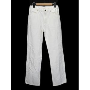 ラングラー WRANGLER ビンテージ パンツ ジーンズ デニム ストレート 31 白 ホワイト メンズ